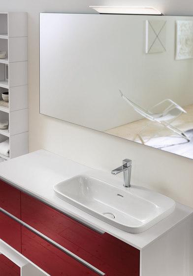 Prestige by Inda   Wash basins