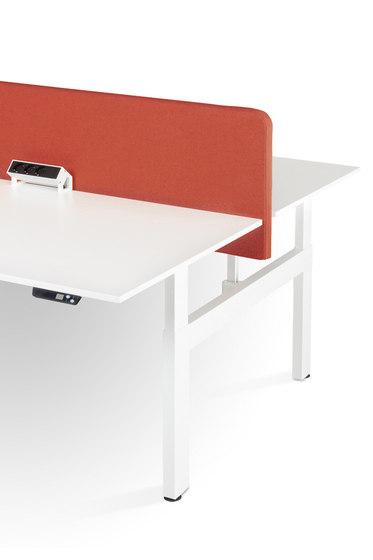 Ahrend Balance de Ahrend | Systèmes de tables de bureau