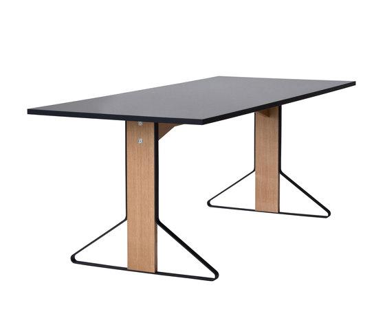 Kaari Table Rectangular REB001 di Artek | Tavoli riunione