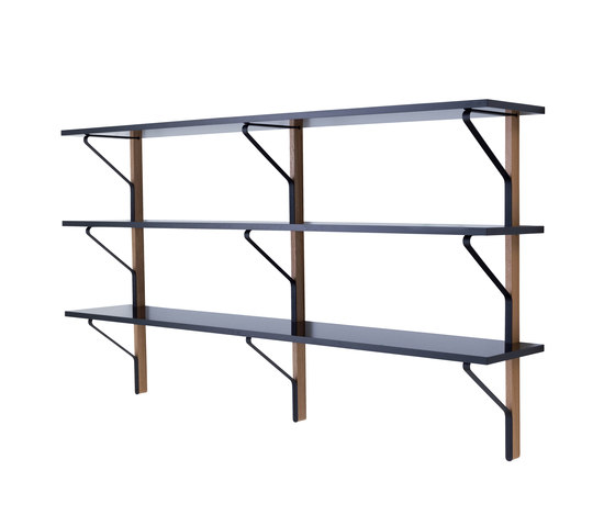 Kaari Wall Shelf REB008 di Artek | Scaffali