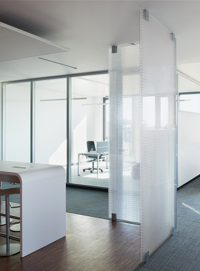 Kandela T40 by Wacotech | Wall partition systems
