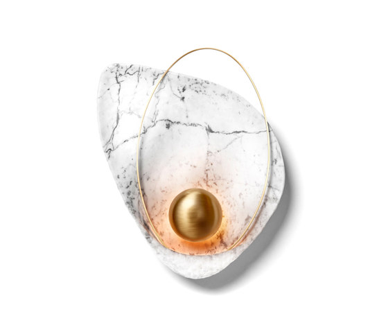 Pearl | Wall Lamp by GINGER&JAGGER | Wall lights