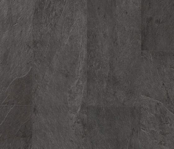 Tile Black Scivaro Slate Laminate Flooring From Pergo Architonic
