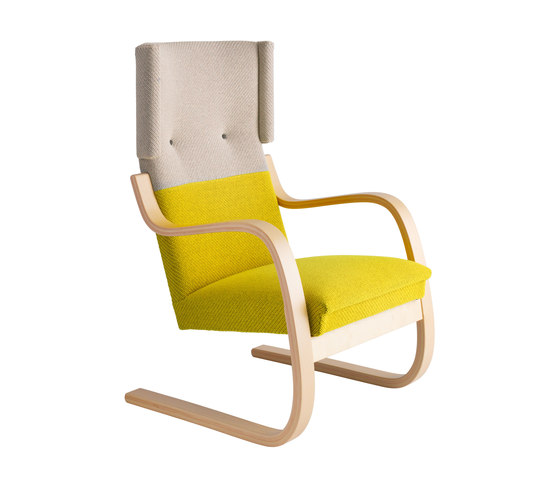 Armchair 401 Re-interpretation by Hella Jongerius di Artek | Poltrone