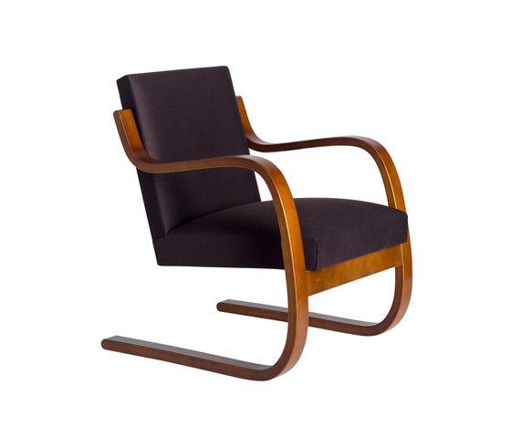 Armchair 402 Re-interpretation by Hella Jongerius di Artek | Poltrone lounge