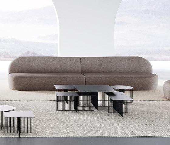 Guest by La Cividina | Sofas