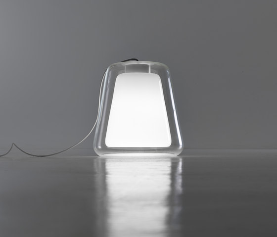 The Lovers Lamp Large by PERUSE | Table lights