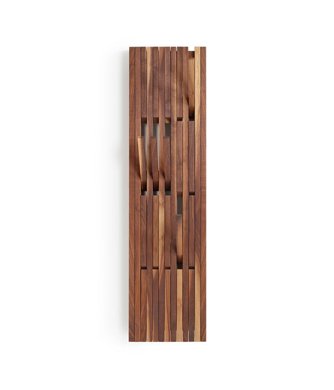 Piano Coat Rack Small by PERUSE | Freestanding wardrobes