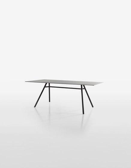 Mart Tisch 9820-01 | 9843-01 von Plank | Kantinentische