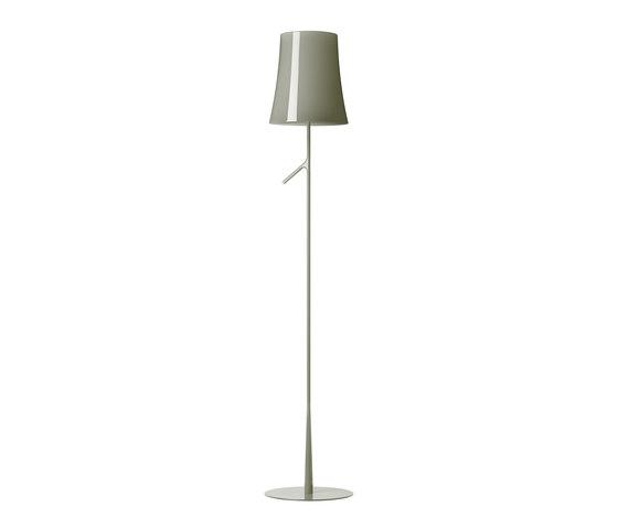 Birdie floor grey de Foscarini | Luminaires sur pied