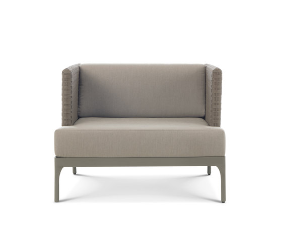 Infinity Lounge Sessel von Ethimo | Sessel