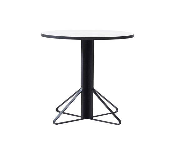Kaari Table Round REB003 von Artek   Esstische