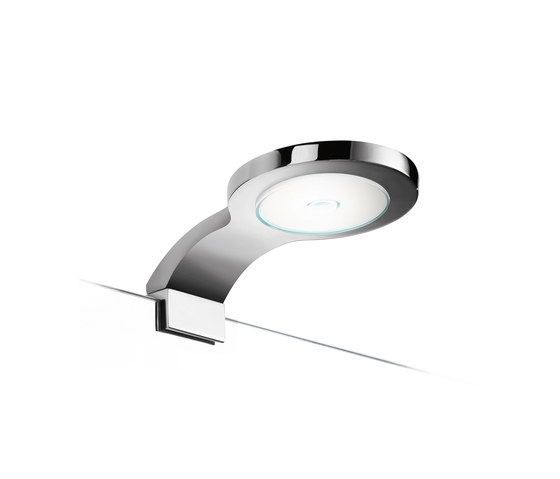 One Along mirror edge lamp, LED lamp by Inda | Wall lights
