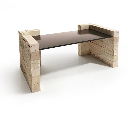 CRAFTWAND® - office desk design by Craftwand | Trestles