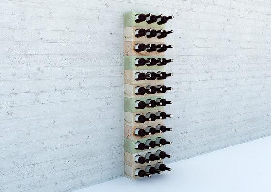 Craftwand wine rack design botelleros estanter as - Estanterias de vino ...