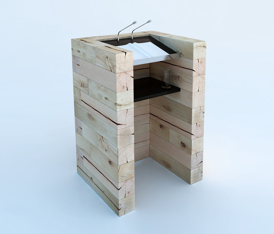 CRAFTWAND® - lectern design de Craftwand | Pupitres