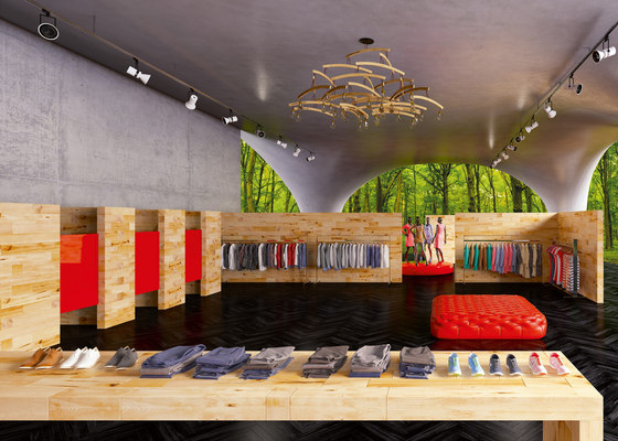 CRAFTWAND® - shop systems design by Craftwand | Architectural systems