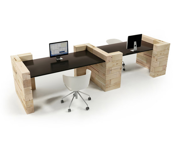 CRAFTWAND® - office desk design by Craftwand | Desking systems