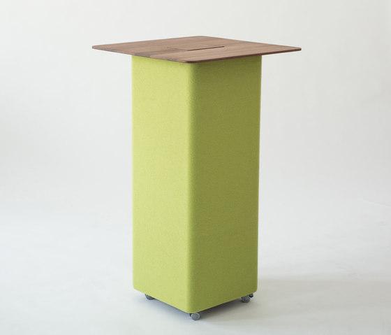 RELAX Table de Ydol | Mesas de reunión altas
