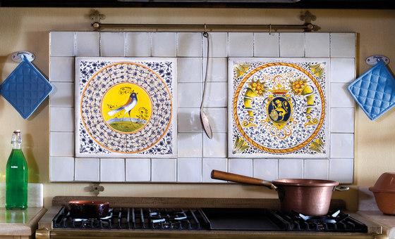 """Decorated Panel """"Quadri"""" de Officine Gullo   Carrelage céramique"""