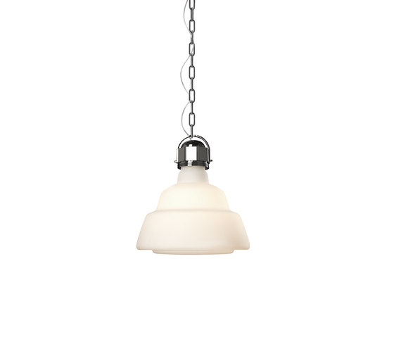 Glas suspension large by Diesel with Foscarini   Suspended lights
