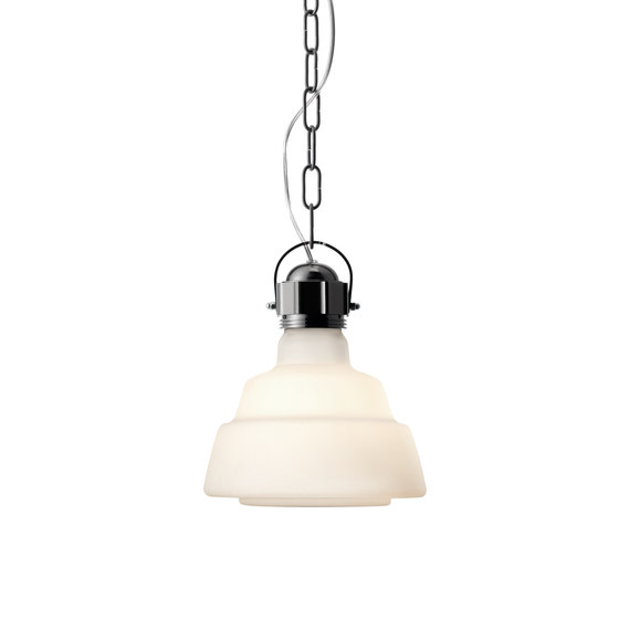 Glas suspension small by Diesel with Foscarini | Suspended lights