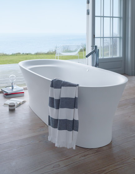 cape cod von duravit badewanne waschtisch. Black Bedroom Furniture Sets. Home Design Ideas