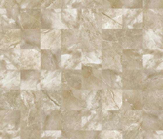 Amarillo di Inkiostro Bianco | Carta parati / tappezzeria