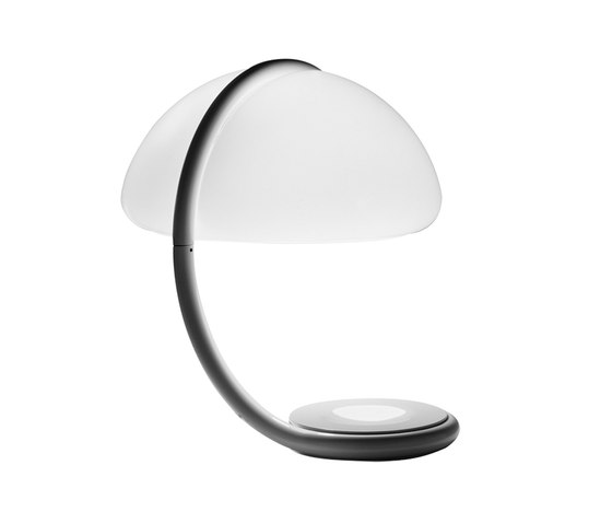 Serpente by martinelli luce | Table lights