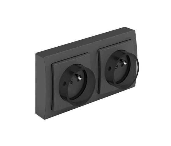Block Evo by Cosmic | EURO sockets