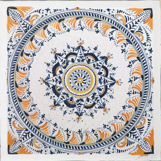 Decorated Tiles de Officine Gullo | Carrelage céramique
