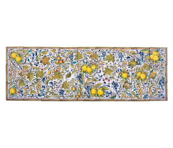 "Decorated Panel ""Natura"" de Officine Gullo   Carrelage céramique"