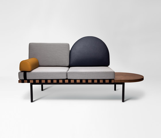 Grid | daybed by Petite Friture | Sofas