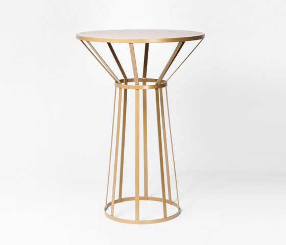 Hollo | table for two by Petite Friture | Bistro tables
