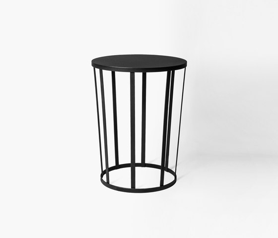Hollo | stool by Petite Friture | Garden stools
