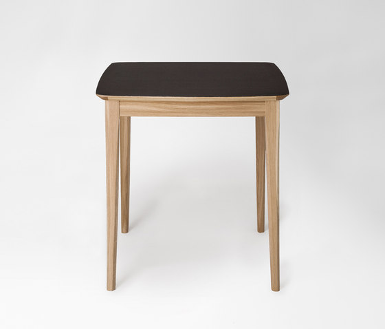 Market | square table by Petite Friture | Restaurant tables
