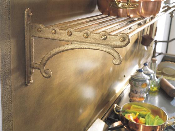 Pot Rack by Officine Gullo | Shelving