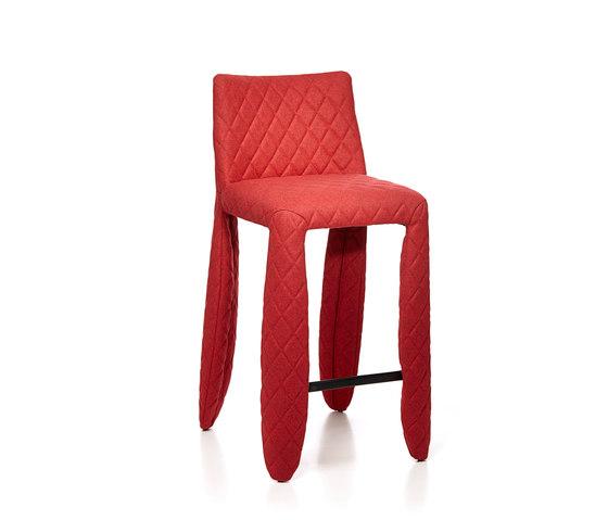 monster bar stool low divina melange de moooi | Tabourets de bar