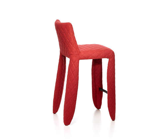 monster bar stool low divina melange de moooi | Tabourets de bar
