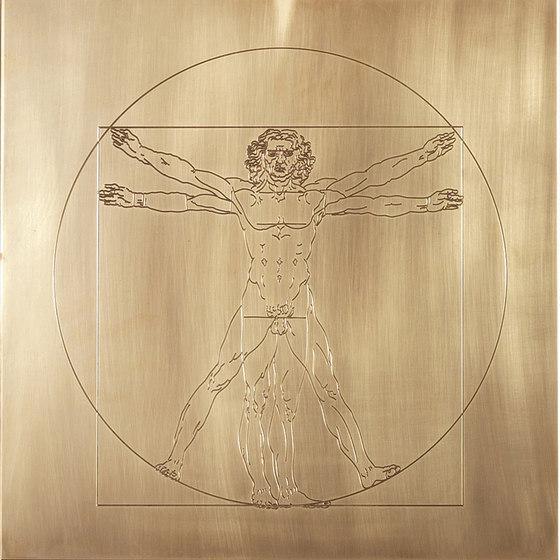 Tiles by Officine Gullo | Metal tiles