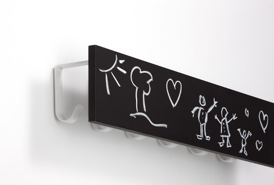 Screen by rosconi | Hook rails