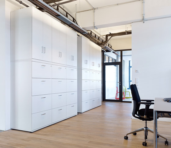 basic S Cabinet system by werner works   Cabinets