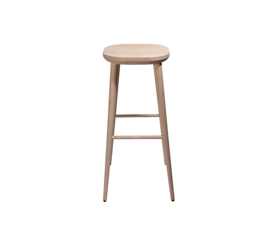 W-2010 wood by Wagner | Bar stools
