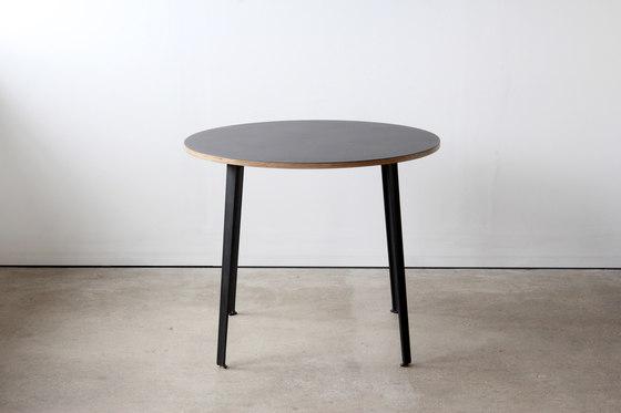 Canteen Table Lino von VG&P | Cafeteriatische