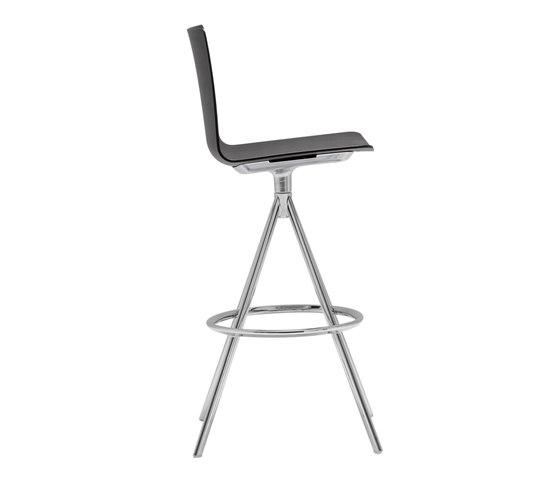 Flex Chair BQ 1316 di Andreu World | Sgabelli bancone