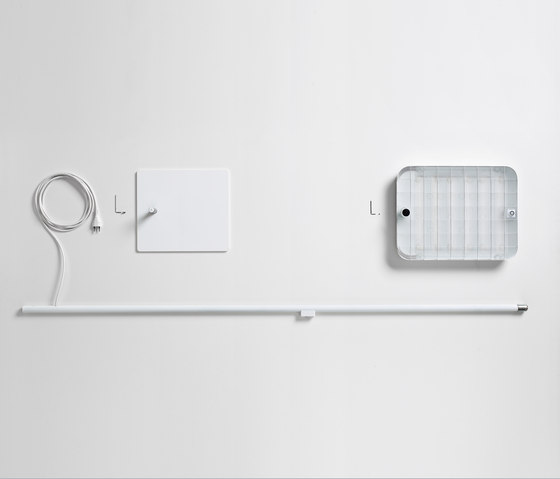 ECLAR R by Schätti | Free-standing lights