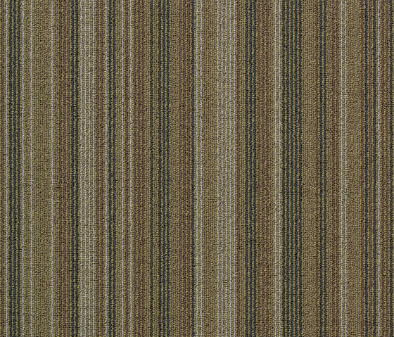 Tessera Barcode double yellow line by Forbo Flooring | Carpet tiles