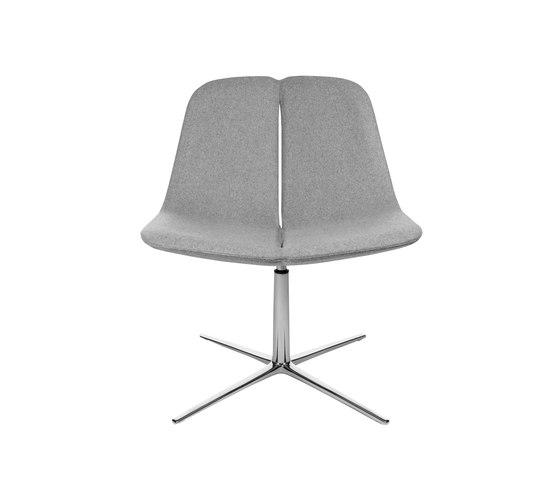 W-Lounge Chair 1 de Wagner | Sillas de visita