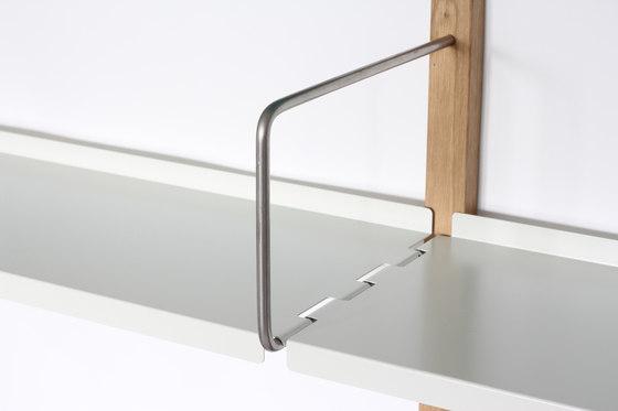 Croquet Wall Shelving 2 Hoop de VG&P | Sistemas de estantería