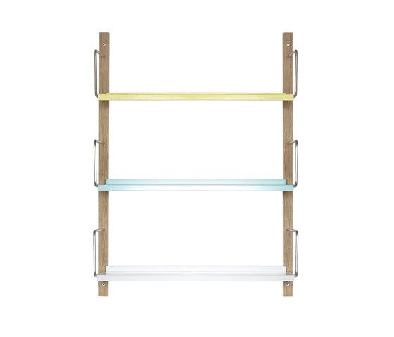 Croquet Wall Shelving 3 Hoop de VG&P | Sistemas de estantería
